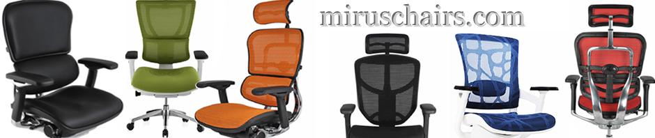 Mirus Mesh Office Chairs